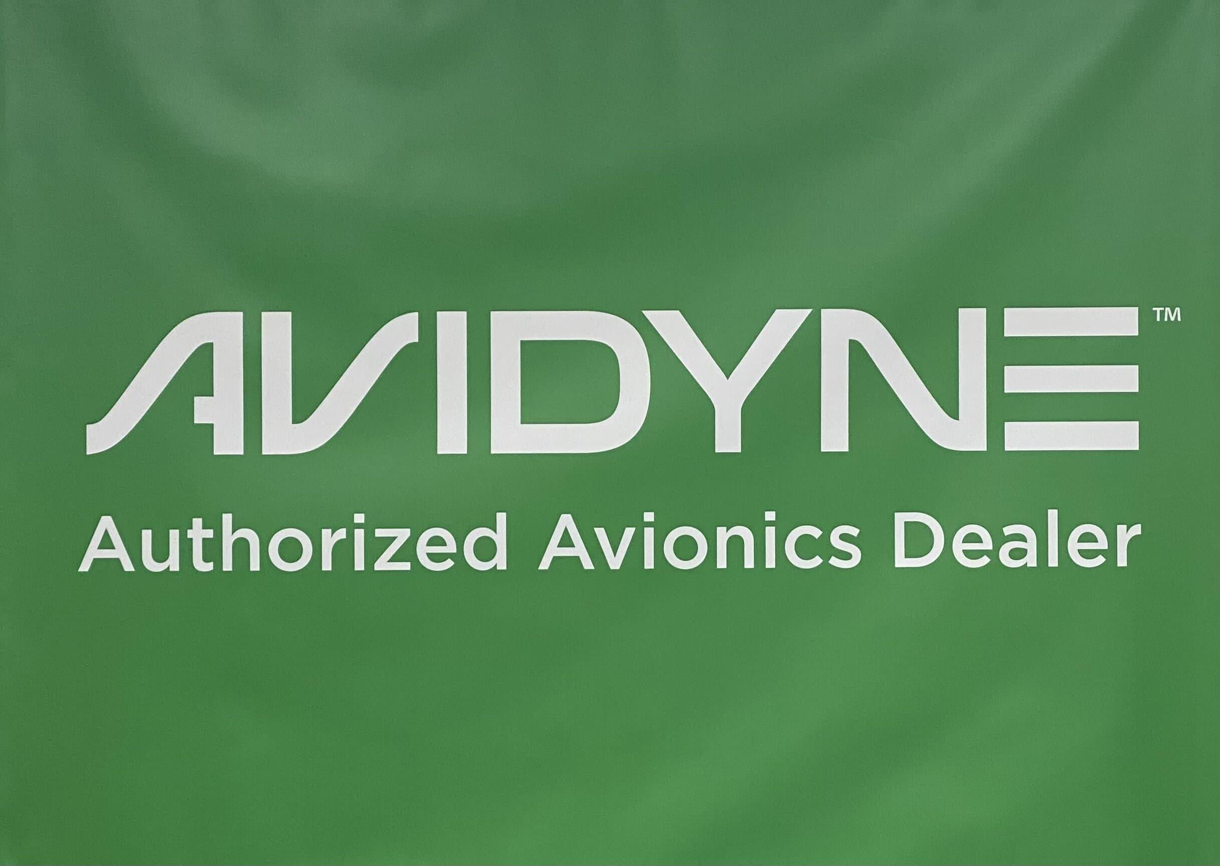 Avidyne Authorized Dealer Logo